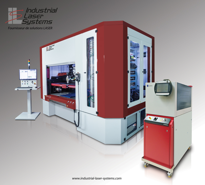 INDUSTRIAL LASER SYSTEMS sur Global Industrie 2019