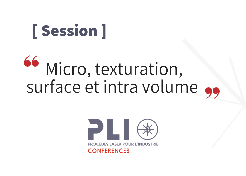 Session micro-applications – PLI Conférences 2019