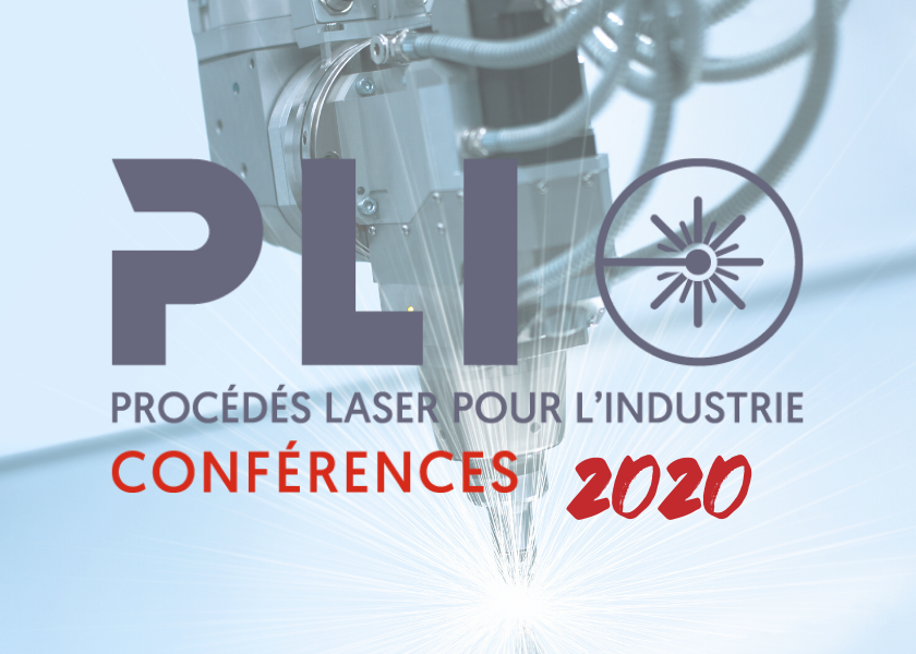 PLI Conférences 2020 - Save the date