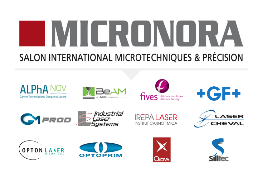 Laser key actors on MICRONORA 2020